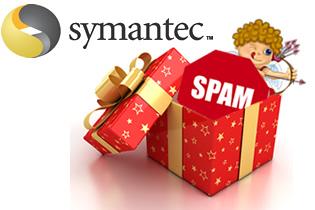 Reporte Symantec Spam