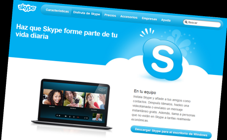 Vulnerabilidad en Skype