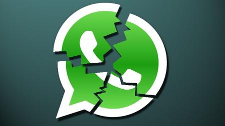 Falla whatsapp
