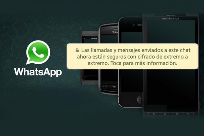 WhatsApp encriptado
