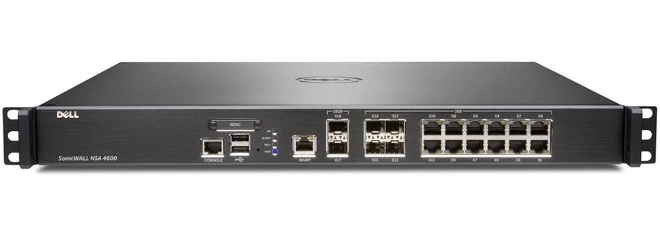 SonicWall NSA 4600