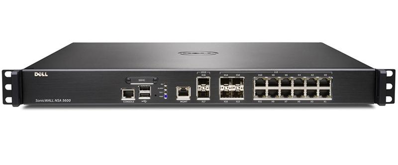 SonicWall NSA 5600