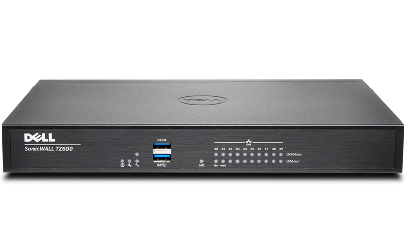 TZ600 Network Security Firewall