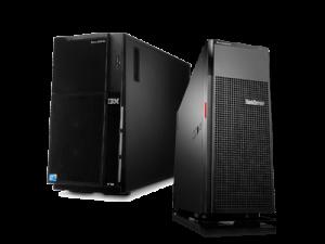 Servidor ThinkServer TD350 de Lenovo