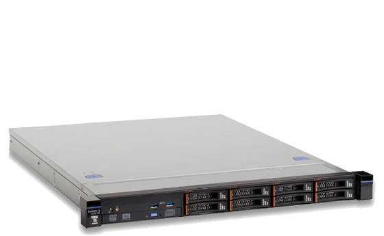 system x3250 m5