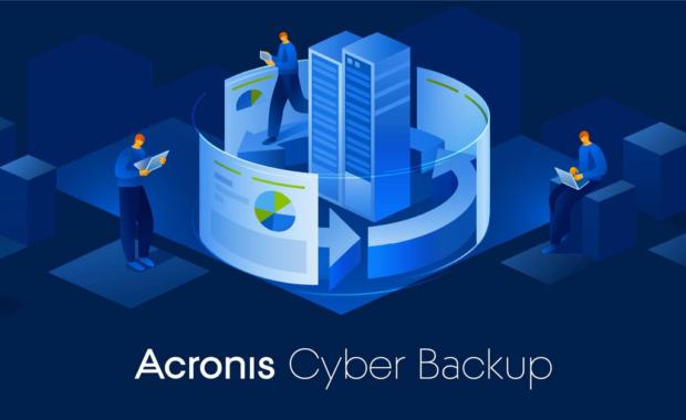 acronis cyberbackup
